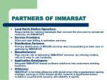 partners of inmarsat