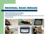 regional bgan rbgan