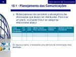 10 1 planejamento das comunica es18