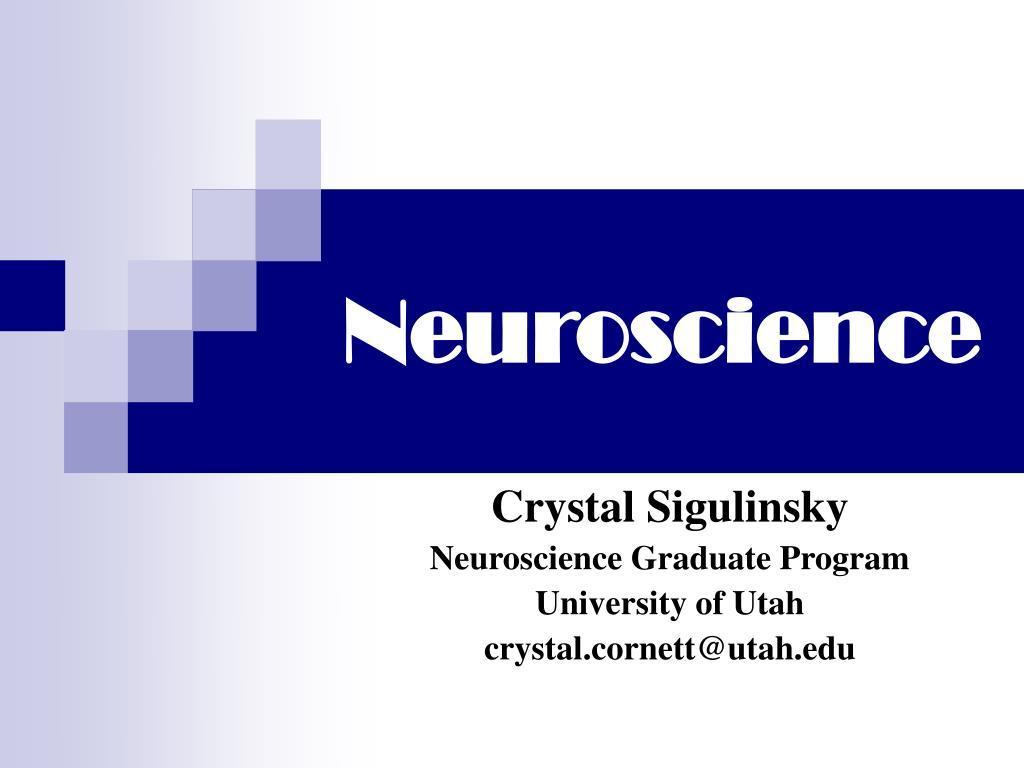 neuroscience l.
