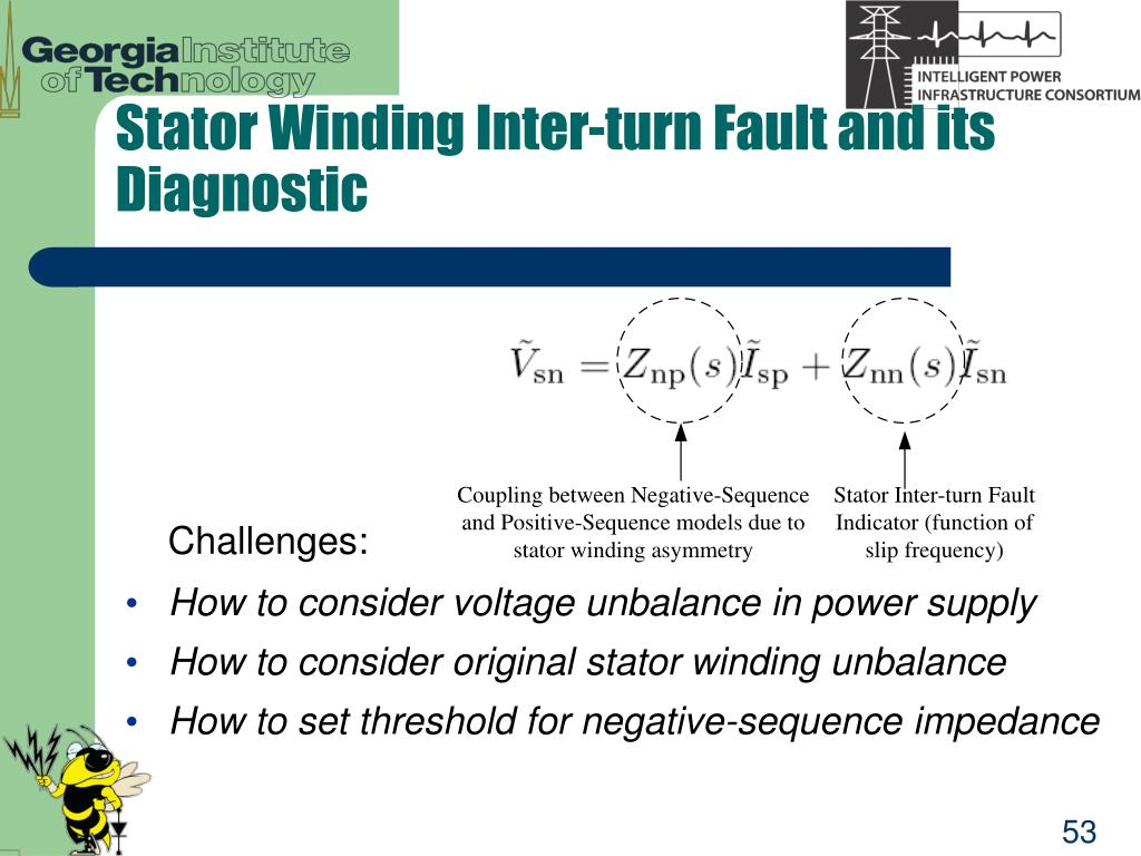 Stator Winding Inter-turn Fault and its Diagnostic