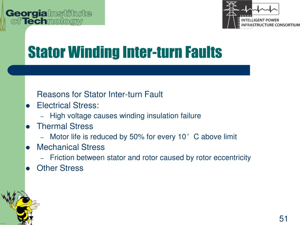 Stator Winding Inter-turn Faults