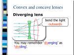 1 convex and concave lenses10