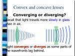 1 convex and concave lenses11