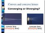 1 convex and concave lenses7
