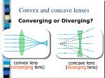 1 convex and concave lenses8