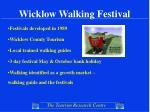 wicklow walking festival