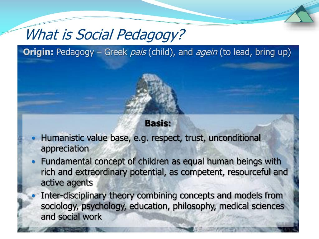 social pedagoggy The teaching activities included at the zinn education project website are not a chapter-by but this misses the significance of the social movement that.