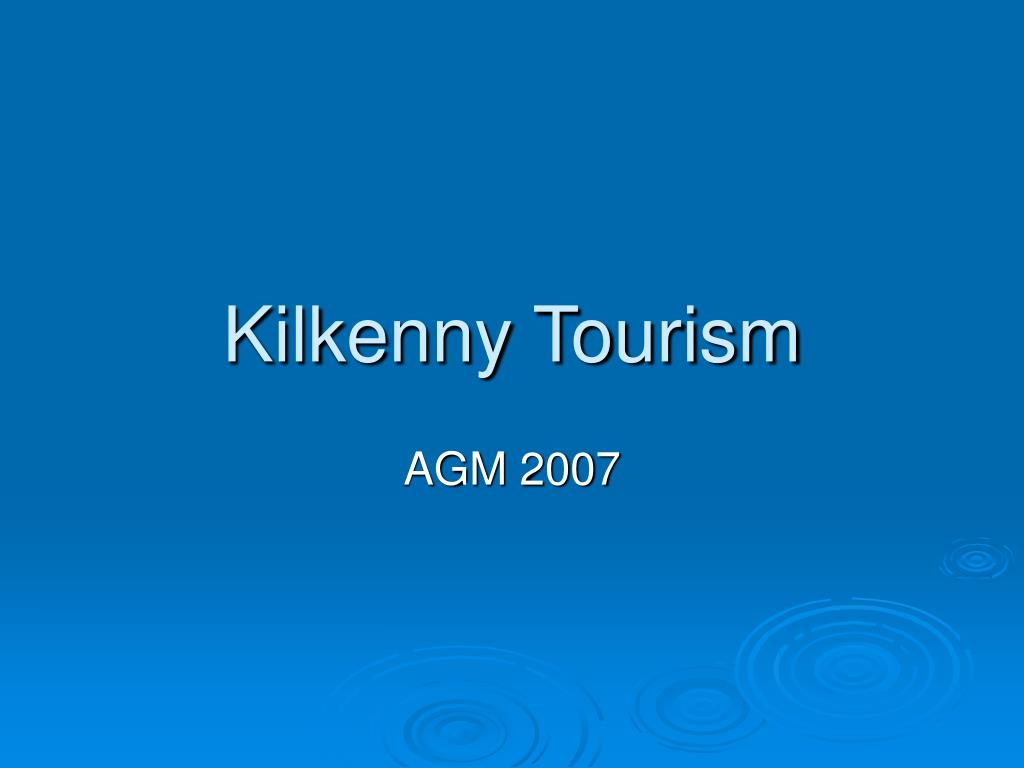kilkenny tourism l.