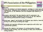spa association of the philippines22