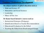 teachers professional development37