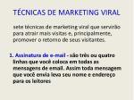 t cnicas de marketing viral