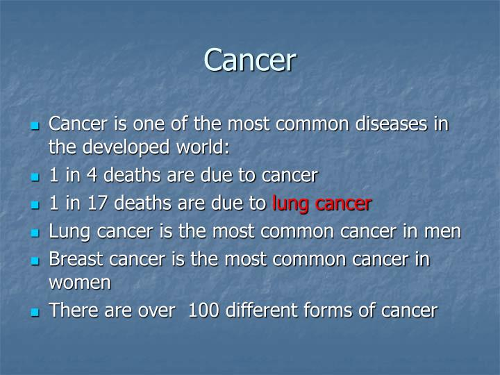 cancer n.