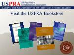 visit the uspra bookstore