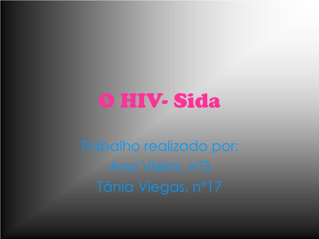 o hiv sida l.