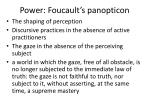power foucault s panopticon
