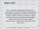 what is sas7
