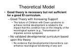 theoretical model5
