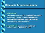 displasia broncopulmonar46