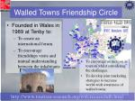 walled towns friendship circle