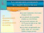 3 le fonctionnement de la commission communale20