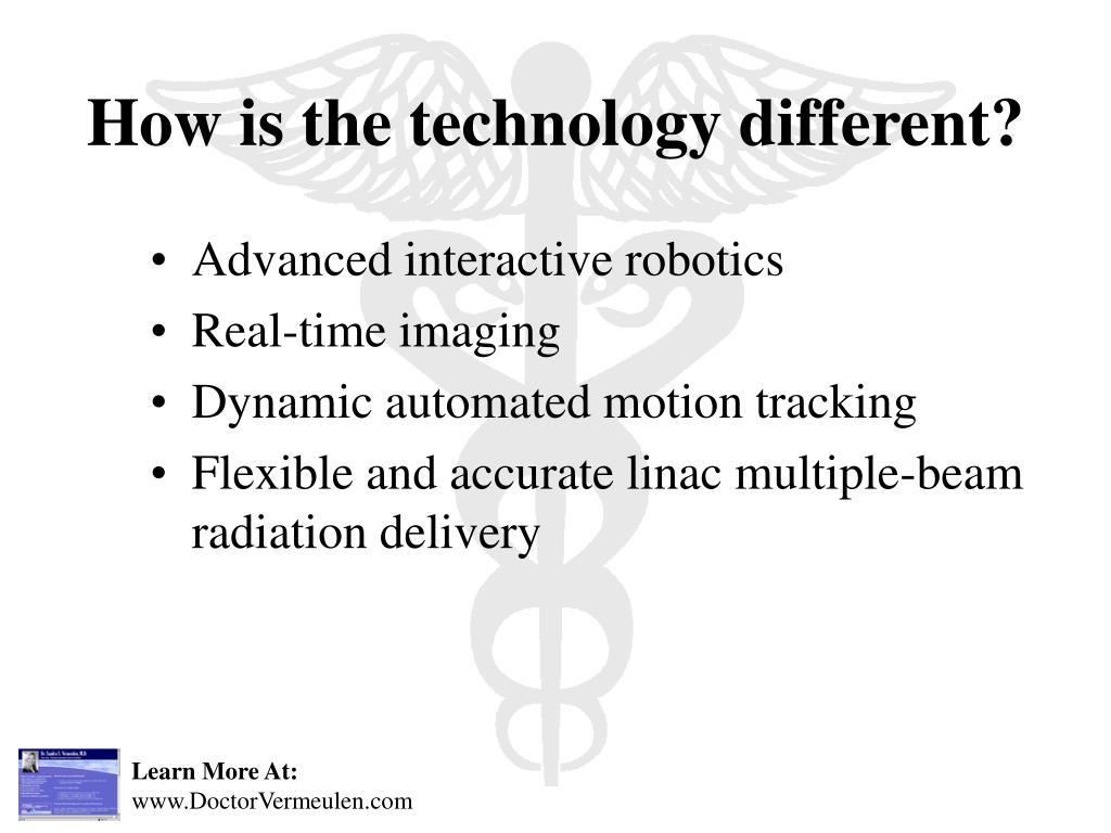 Advanced interactive robotics