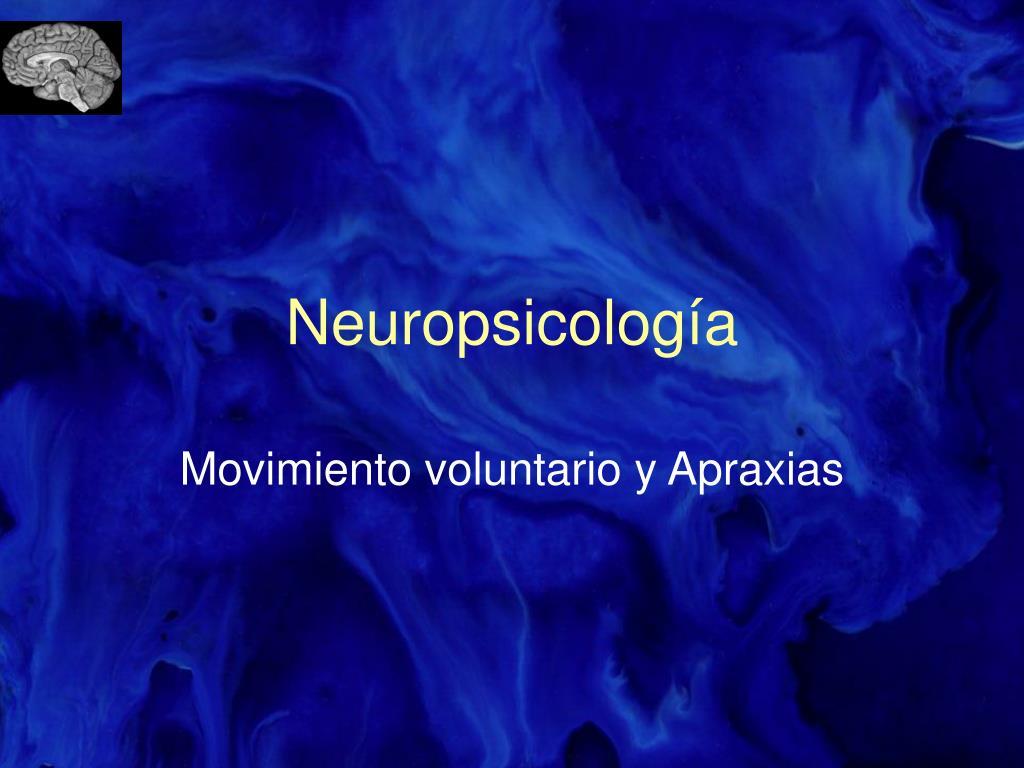 neuropsicolog a l.