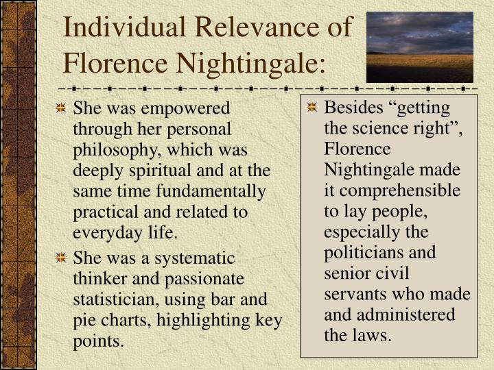 florence nightingale canons