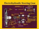 electrohydraulic steering gear20