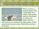tourism product development9