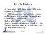 a little history4