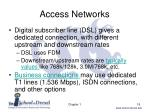 access networks1