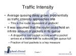 traffic intensity1
