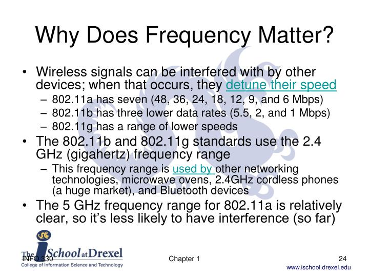 Why Does Frequency Matter?