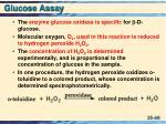 glucose assay44