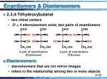 enantiomers diastereomers18