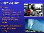 clean air act83