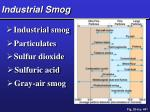 industrial smog