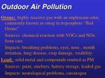 outdoor air pollution17