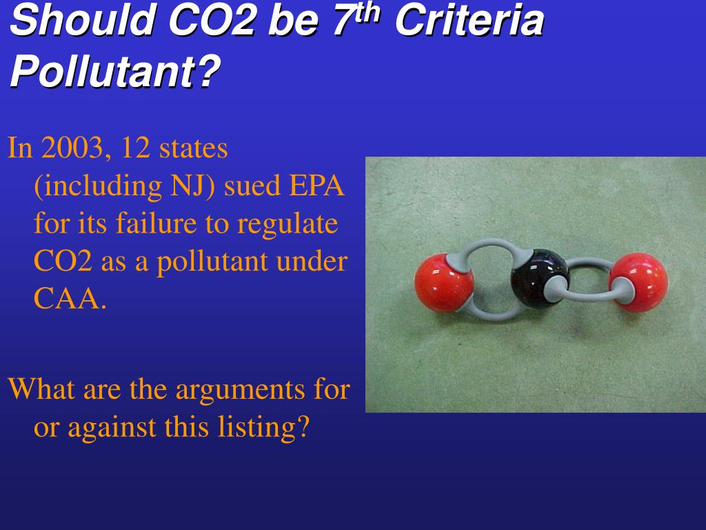 Should CO2 be 7