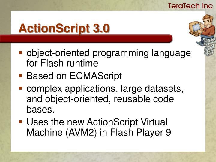 Actionscript 3 0