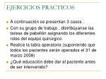 ejercicios practicos