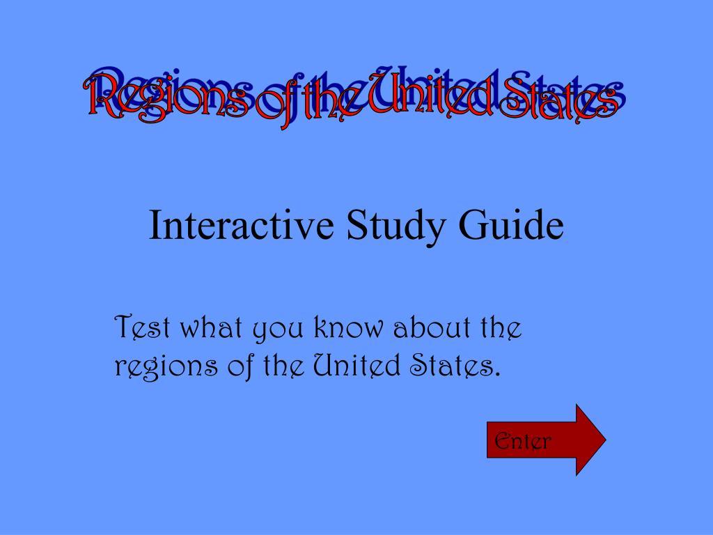 interactive study guide l.