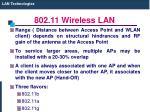 802 11 wireless lan2