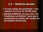 1 2 hist ria secular