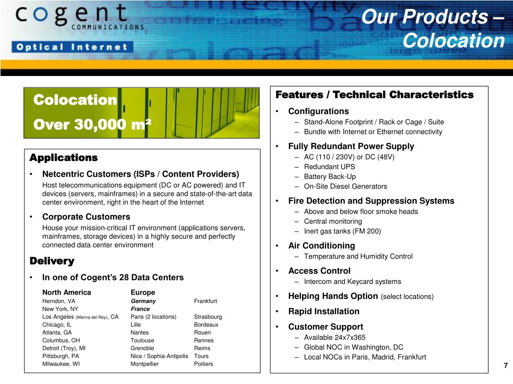 Our Products –