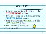 visual opac25