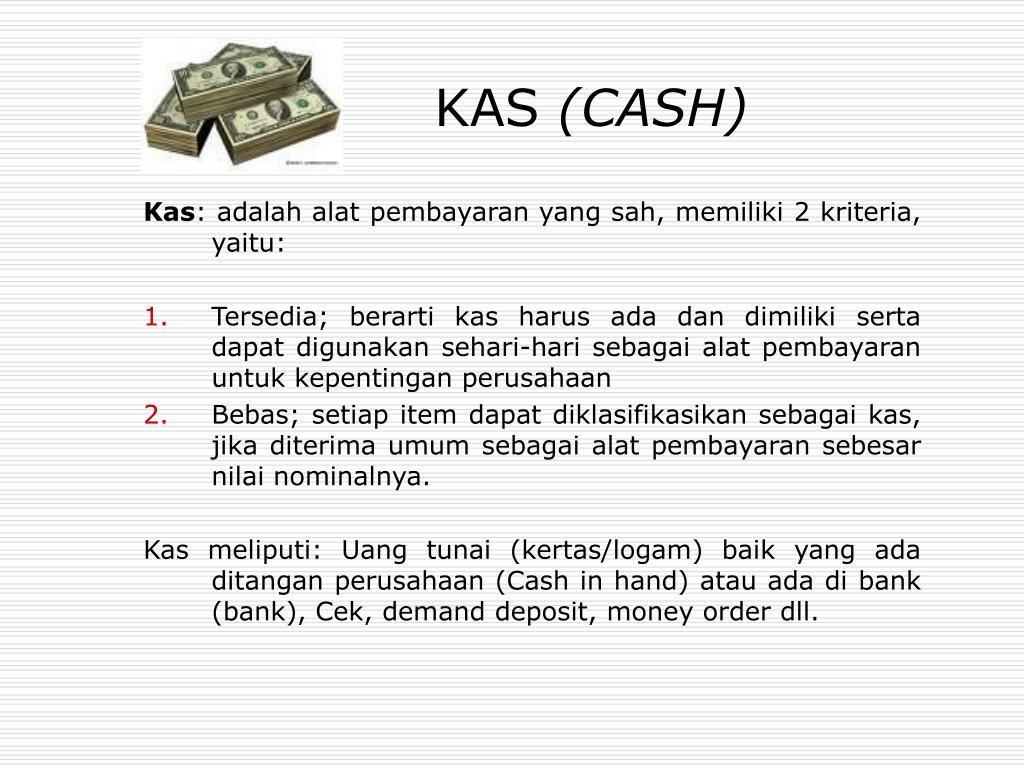 kas cash l.