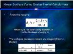 heavy surface casing design biaxial calculations39