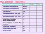data collection economiser